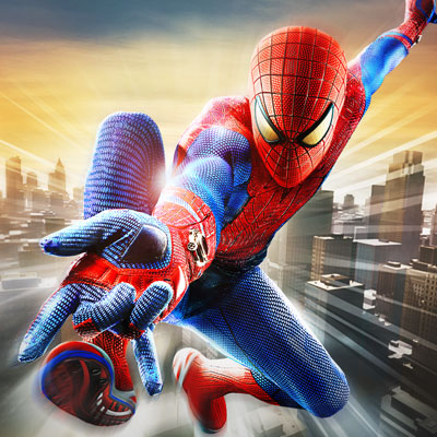 meta - Swing Through New York City with The Amazing Spider-Man Video Game