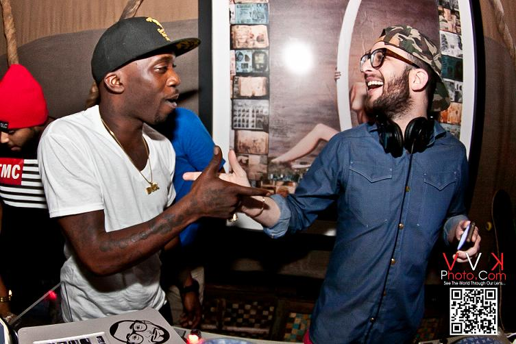 Stevie and Justincredible - Event Recap: Stevie Williams Supra Shoe Release Party