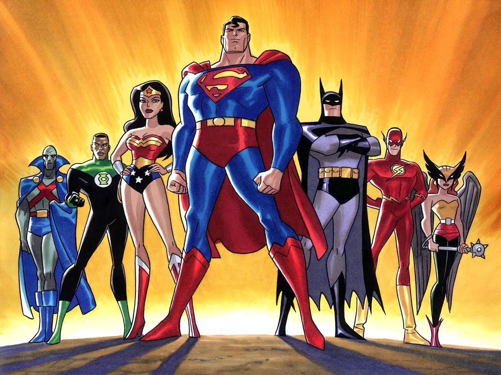 """list of every member of the justice league and jla fictional characters - Save The World On The Go With New """"Justice League"""" iOS Game"""