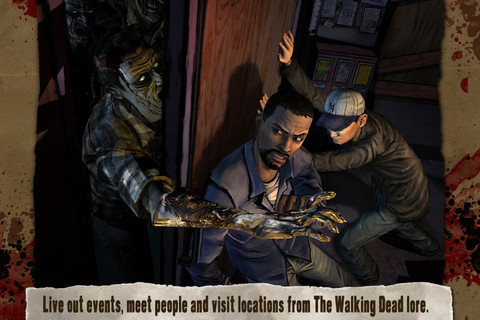 """mza 3385596614133489750.320x480 75 - """"The Walking Dead"""" Game Now Available on iOS"""