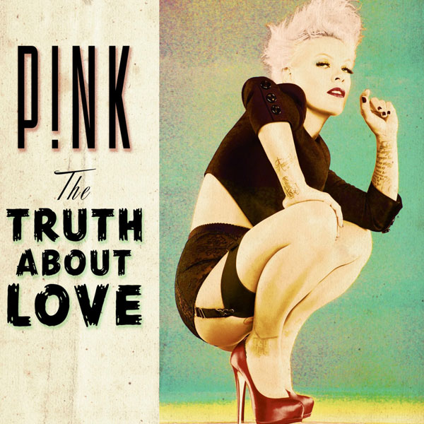 "pink - Pink Tells ""The Truth About Love"" This September"