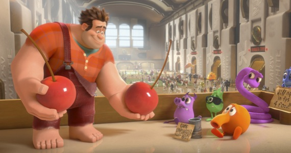 """wreck it ralph trailer - Disney's """"Wreck It Ralph"""" To Evoke Nostalgia with Classic Game Characters"""