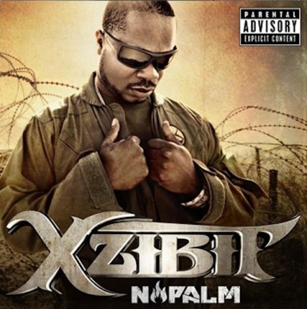 xzibit - Xzibit releases Napalm