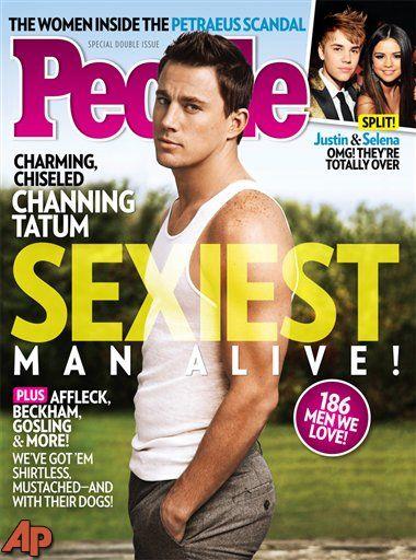 20092837 BG2 - Channing Tatum-People Magazine's Sexiest Man Alive