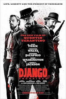 220px Django Unchained Poster - DJANGO UNCHAINED