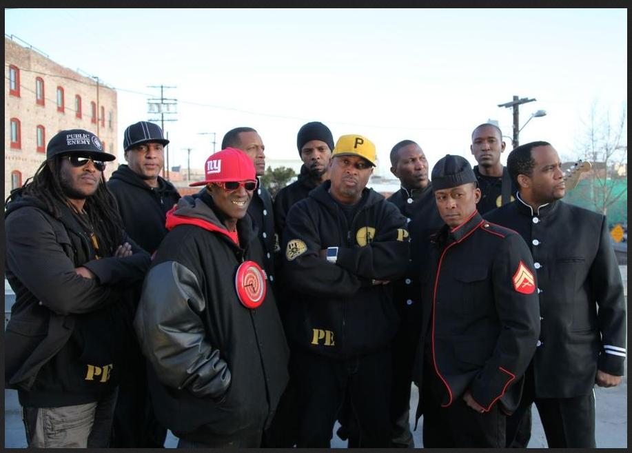 Picture 49 - Chuck D- Hip Hop Gods Tour