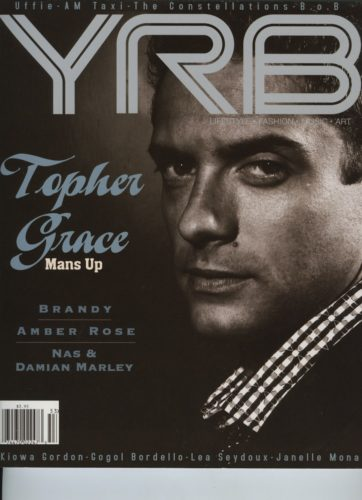 Issue 103 Summer Topher Grace 362x500 - Print Magazine Covers 1999-2017