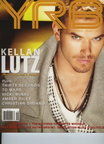 Issue 106 Year In Review Kellan Lutz 363x500 - Print Magazine Covers 1999-2018