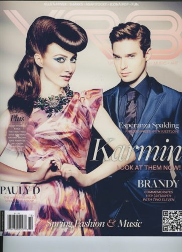 Issue 1602 Fasion   Music Issue Karmin 362x500 - Print Magazine Covers 1999-2017