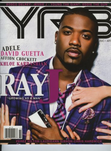 Issue 201 Internet Tech Issue Ray J 368x500 - Print Magazine Covers 1999-2017