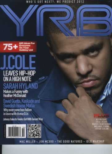 Issue 206 Who s Got Next J.Cole  363x500 - Print Magazine Covers 1999-2017