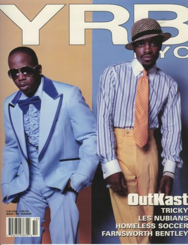 Issue 34 Fashion OutKast 384x500 - Print Magazine Covers 1999-2017