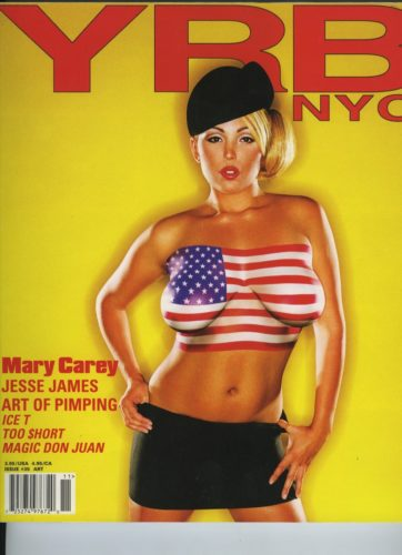 Issue 35 Art Mary Carey 362x500 - Print Magazine Covers 1999-2018
