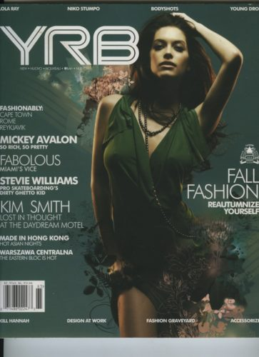 Issue 65 Fall Fasion Reautumnize Yourself Kim Smith 363x500 - Print Magazine Covers 1999-2017