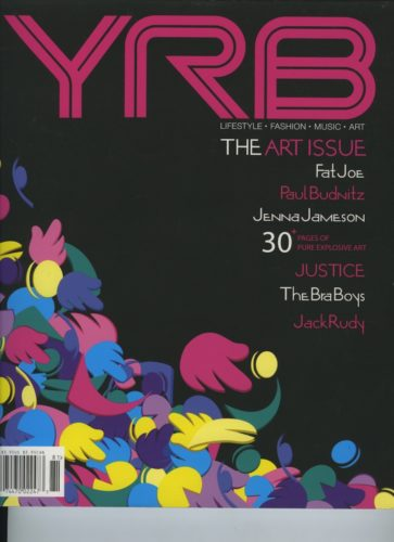 Issue 80 The Art Issue  363x500 - Print Magazine Covers 1999-2017