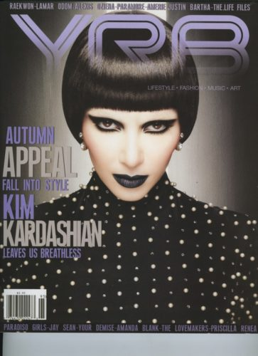 Issue 95 Autumn Appeal Kim Kardashian 363x500 - Print Magazine Covers 1999-2017
