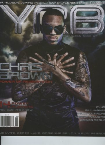 Issue 96 Power Issue Chris Brown 362x500 - Print Magazine Covers 1999-2018