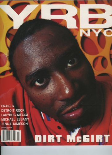 June July 2003 Dirt Mcgirt 362x500 - Print Magazine Covers 1999-2018