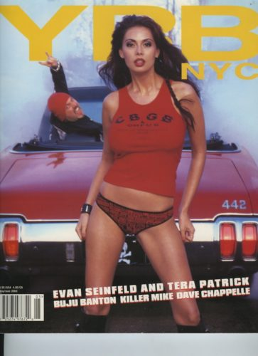May June 2003 Tera Patrick 363x500 - Print Magazine Covers 1999-2018