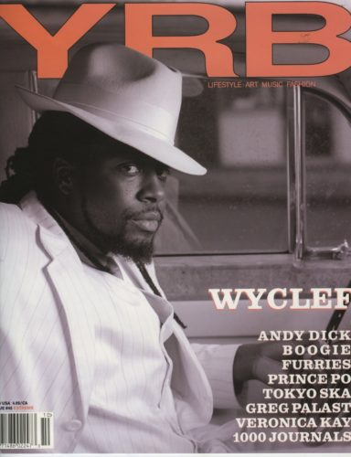 Wyclef 384x500 - Print Magazine Covers 1999-2018