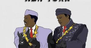 "African in New York Art 300x160 -  Blitz the Ambassador, ""African in New York"" @BlitzAmbassador  #queens #nyc #brooklyn"