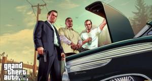 gta v 300x160 - GTA V: New Gameplay trailer @RockstarGTAV #GTAV