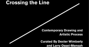 mg3 300x160 - Crossing the Line: Contemporary Drawing and Artistic Process curated by @youngglobal #crossingtheline  #mgsummershow