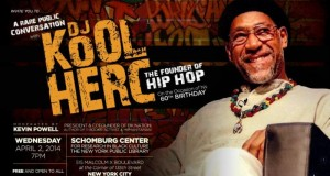 kolherc 300x160 - A Rare Public Conversation with DJ KOOL HERC, The Founder Of #HipHop, Moderated by @kevin_powell @DjKoolHerc