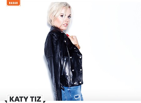 Katy Tiz 450x330 - RADAR: Katy Tiz @KatyTiz by @JonathanValdez
