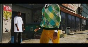 gta 5 trailer 1 walking on by 300x160 - Grand Theft Auto V: PlayStation 4 and Xbox One Launch Trailer #GTAV @RockStarGames