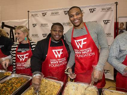 image013 - Event Recap: Russell Westbrook Host  #Thanksgiving Dinner with Boys & Girls Clubs of America @BGCA_Clubs @russwest44