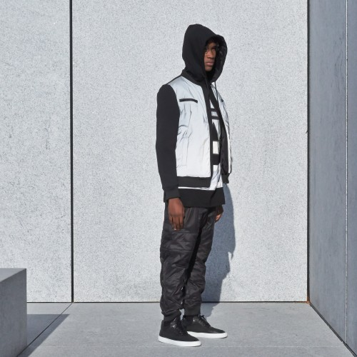 08 Nate Reflective Jacket 500x500 - #StyleWatch: Control Sector Winter 2014 Collection #W14 @ControlSector