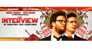 the interview wide poster crop 300x160 - THE INTERVIEW -FREE Movie Passes Chicago, Houston, NYC @JamesFrancoTV @SethRogen @TheInterview #TheInterviewMovie