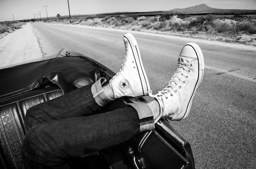 CONVERSEopenroad 500x330 - @Converse Chuck Taylor All-Stars- A history of the best sneaker of all time! by @JonnNubian #ChuckTaylor