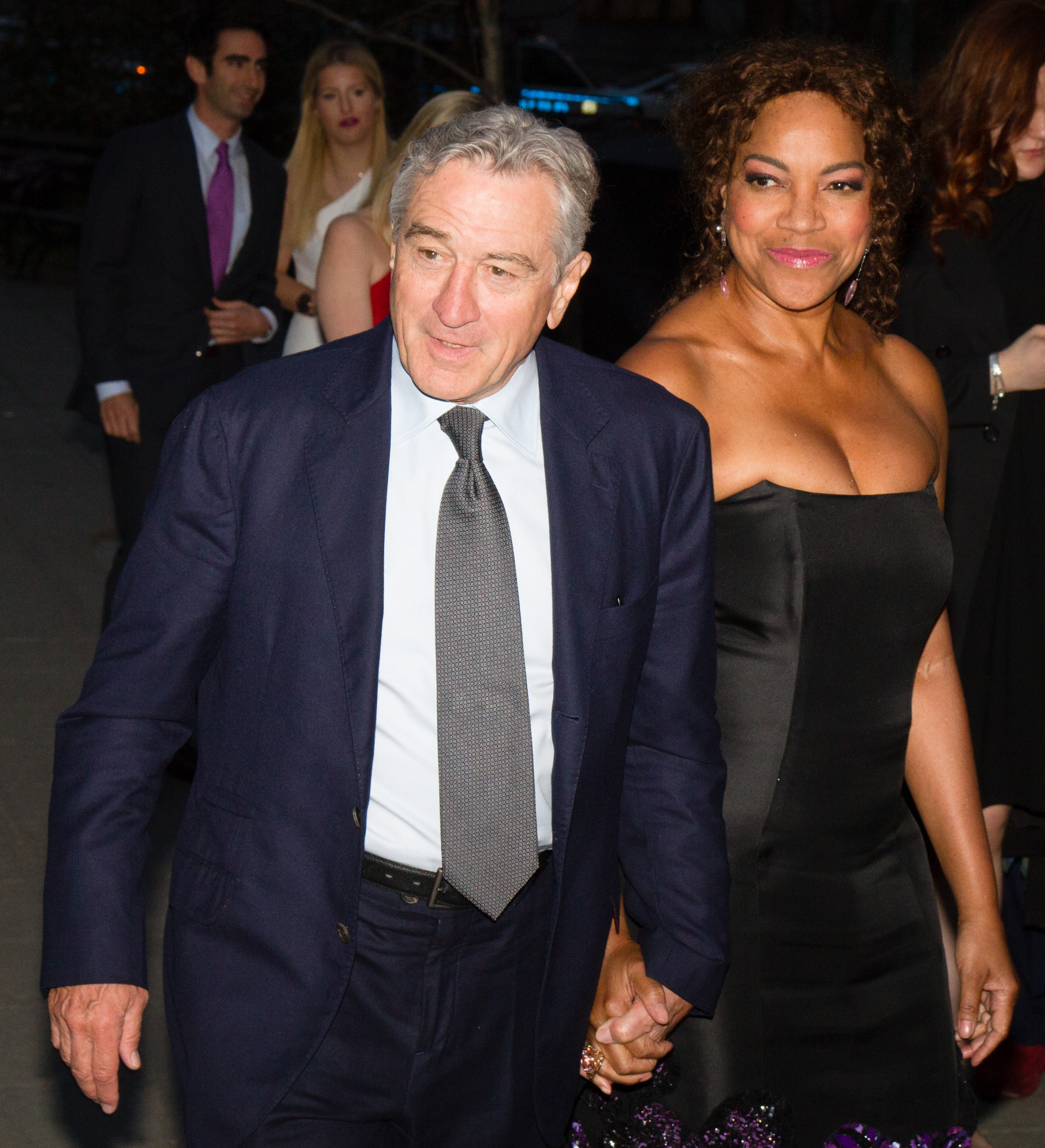 Robert De Niro And Grace Hightower Are Reportedly - HD 1820×2000