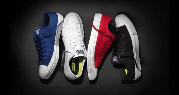 Chuck II Group  ox large 1 620x330 - #StyleWatch: @Converse Chuck Taylor All Star II #ChuckII #sneakers