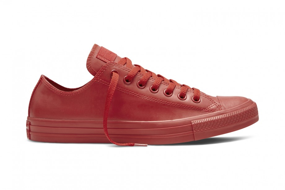 #StyleWatch: Converse Rubber Sneakers Now Available in Low ...