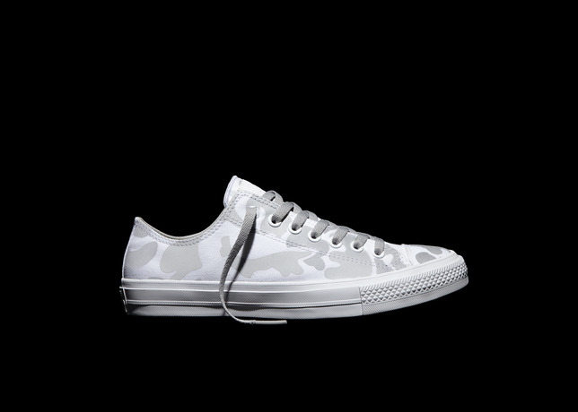 Converse Chuck Taylor All Star II Reflective Camo  White large - #StyleWatch: Converse Chuck Taylor All Star II Reflective @Converse #ChuckII