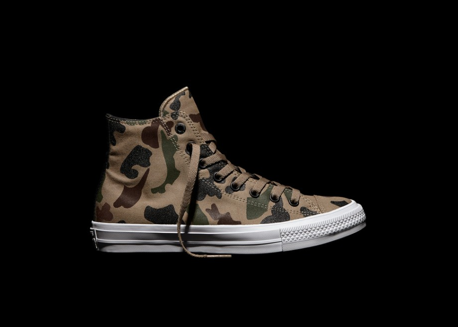 Converse Chuck Taylor All Star II Reflective Camo   Brown detail 920x656 - #StyleWatch: Converse Chuck Taylor All Star II Reflective @Converse #ChuckII