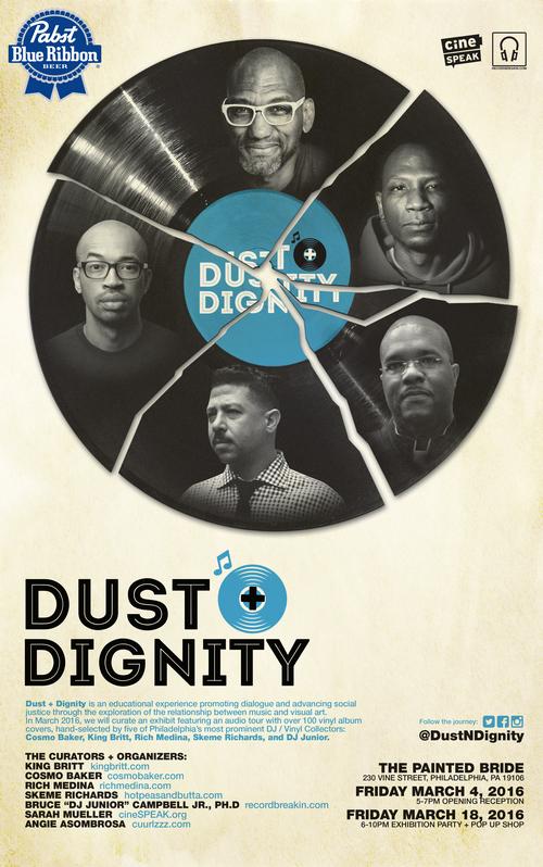 download - Dust + Dignity : The Exhibition Party + Pop Up Shop @DustNDignity @CosmoBaker @KingBritt @RichMedina @hotpeasandbutta @RecordBreakin