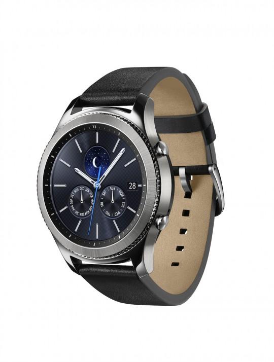 Samsung Gear S3 Classic 1 540x714 - #StyleWatch: Samsung Unveils  Gear S3- @SamsungUS @SamsungMobileUS #GalaxyLife
