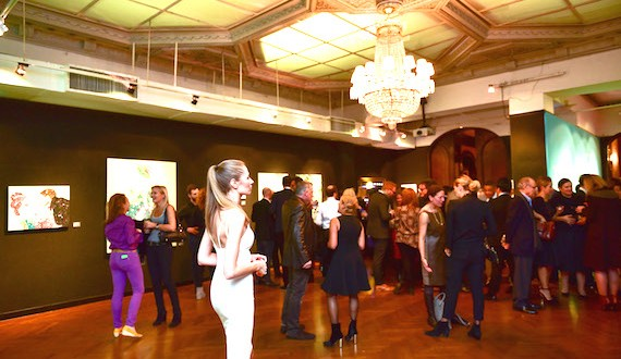 Atmosphere Credit Patrick McMullan 570x330 - Event Recap: The Accessible Art Fair New York MvVO Art VIP Opening at the National Arts Club #accafny @mvvoart @NatnlArtsClub @LawlorMedia