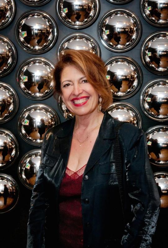 Maria van Vlodrop Credit Teresa Pyskaty 540x796 - Event Recap: The Accessible Art Fair New York MvVO Art VIP Opening at the National Arts Club #accafny @mvvoart @NatnlArtsClub @LawlorMedia