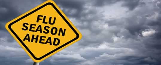 flu season ahead - 5 Ways to Prepare for Cold and Flu Season