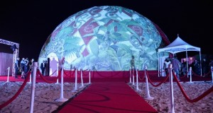 "627113314 620x413 300x160 - Event Recap: Kendrick Lamar performs for American Express's ""Art Meets Music"" Campaign with Shantell Martin at the Faena Dome #Miami #ArtBasel  @kendricklamar @shantell_martin #AmexAccess"
