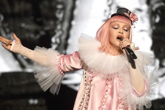 627665822 540x360 - Event Recap: Madonna Presents An Evening of Music, Art, Mischief and Performance to Benefit Raising Malawi @madonna  @raisingmalawli #artbasel