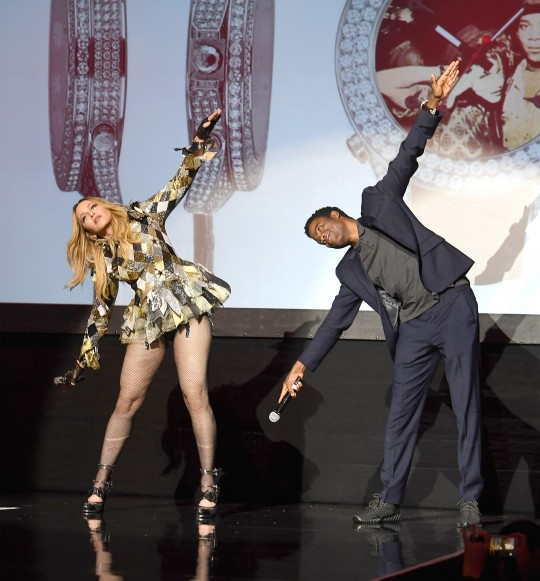 627665838 540x581 - Event Recap: Madonna Presents An Evening of Music, Art, Mischief and Performance to Benefit Raising Malawi @madonna  @raisingmalawli #artbasel
