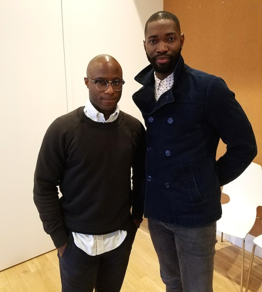 20161020 161251 540x602 - Feature: Moonlight Interview with Barry Jenkins and Tarell Alvin McCraney @BandryBarry @moonlighmov @A24