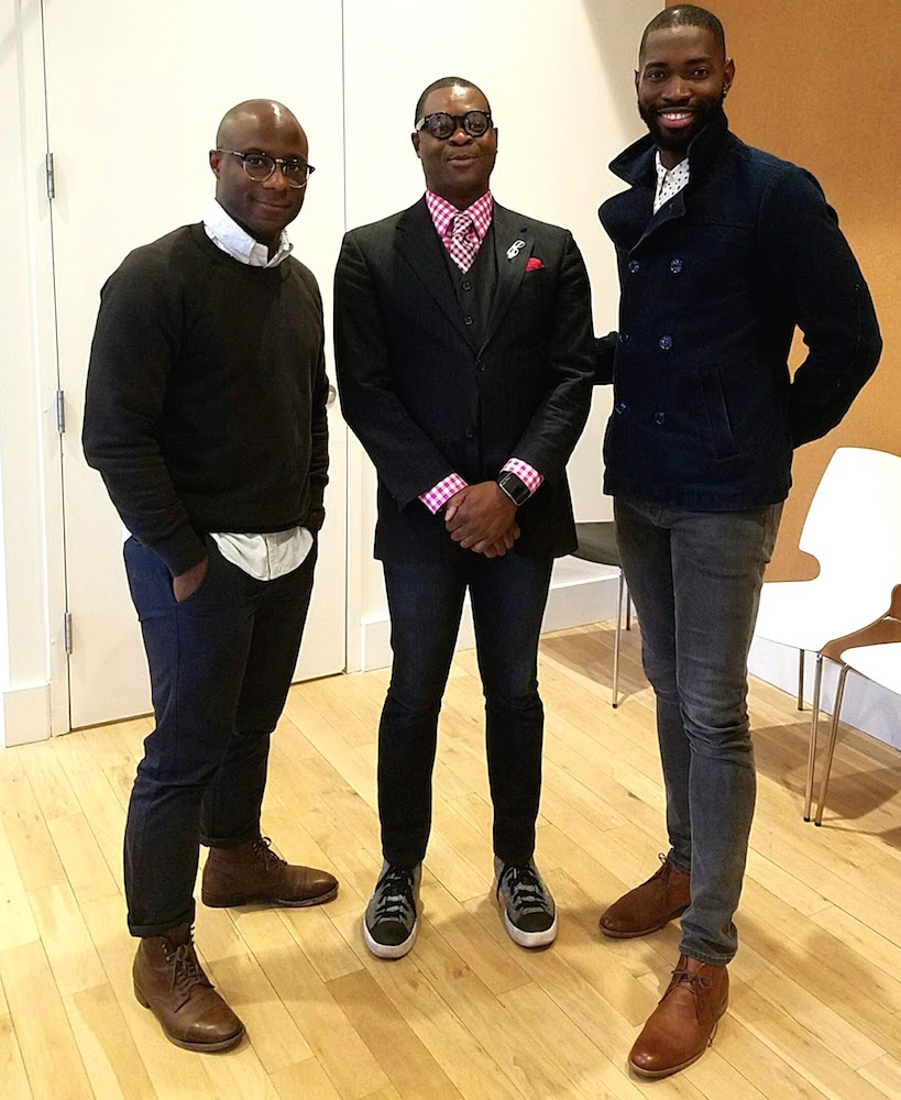 20161021 164045 - Feature: Moonlight Interview with Barry Jenkins and Tarell Alvin McCraney @BandryBarry @moonlighmov @A24