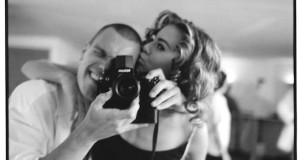 Patrik Andersson self portrait with Niki Taylor on a shoot for British Vogue 300x160 - Feature: Patrik Andersson Interview by Brana Dane @individualeye @dane_brana